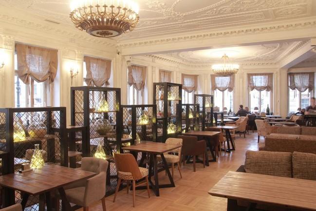 Пивной ресторан «Друзья» - отличное место для дружной компании! | 433x649