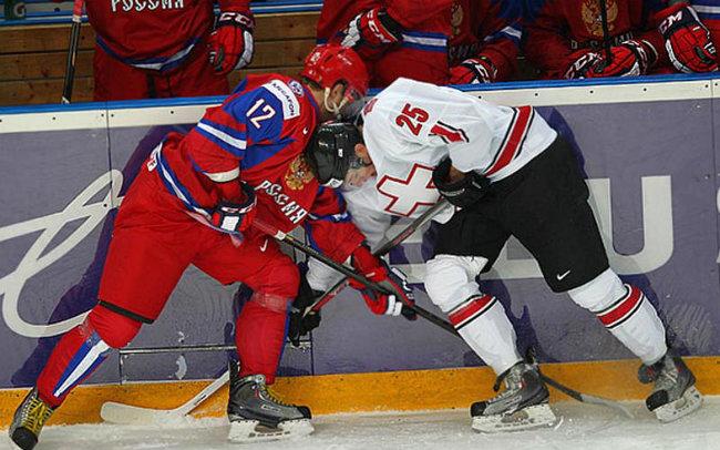 fhr.ru - Федерация Хоккея России