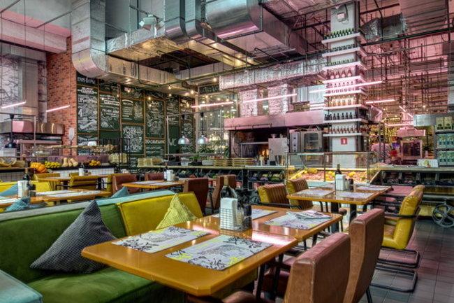 кукумбер ресторан открытие фото диетические оладушки